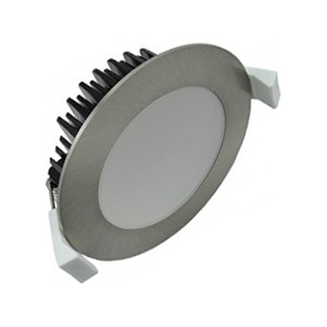 13W Dimmable LED Downlight with SAA and C-Tick Flat Face