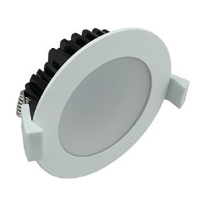10W Dimmable LED Downlight with SAA and C-Tick Flat Face