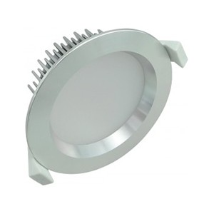 10W Dimmable LED Downlight with SAA and C-Tick Recessed Face