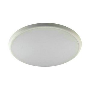 25W 300mm Round Dimmable LED Oyster Ceiling Light