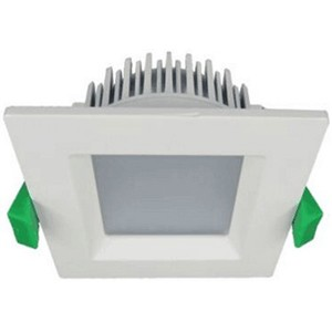 13W Square Dimmable LED Downlight with SAA and C-Tick