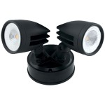 2x13W LED Wall Light with Rotable Double-head